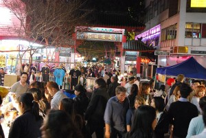 Chinatown Night Markets