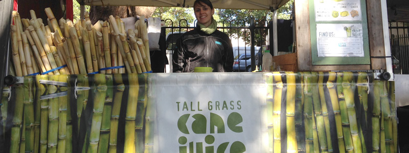 Tall Grass Cane Juice markets image